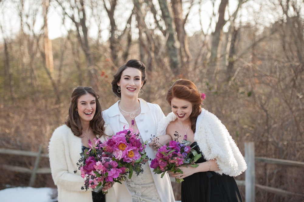 Lynda Williams Beauty Bridal Party