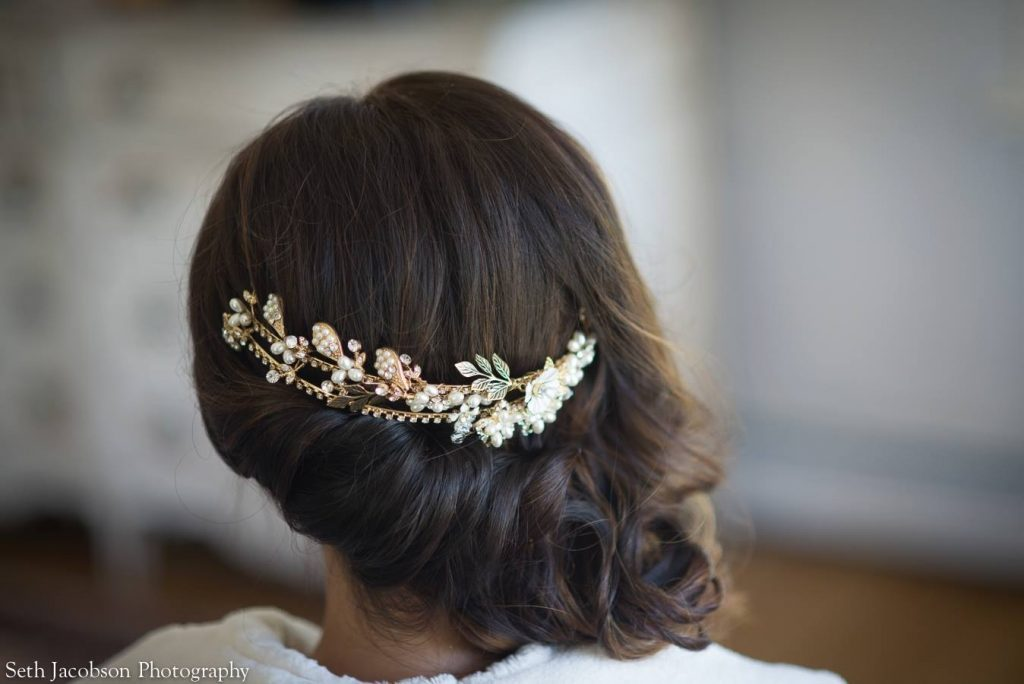 Wedding Hair Makeup Rhode Island