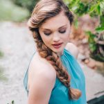 Mount Hope Farm Photoshoot - Bridal Party makeup and hair in Rhode Island